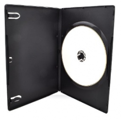 CAJA DVD SINGLE 14mm COLOR...