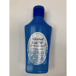 Alcohol Gel 70º de 100 ml.